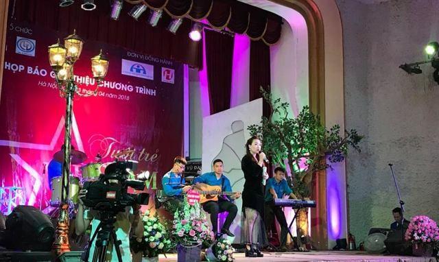 """Chương trình """"Tuổi trẻ Việt Nam"""" – tiếp thêm niềm đam mê của tuổi trẻ - ảnh 1"""
