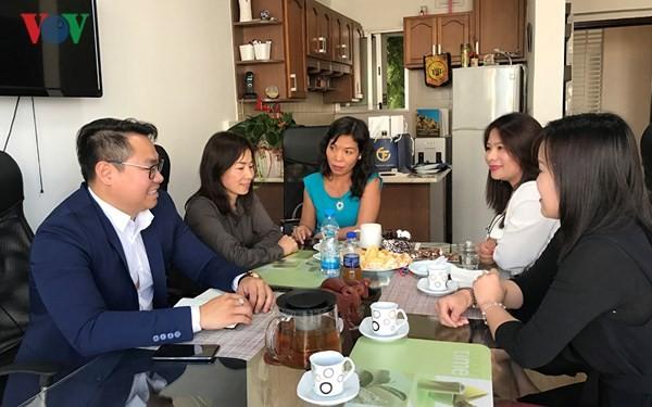 Có một Cộng đồng Việt Nam mạnh tại Cộng hòa Síp - ảnh 2