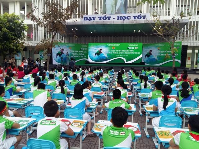 Tuyên truyền phòng, chống tai nạn đuối nước cho học sinh - ảnh 1