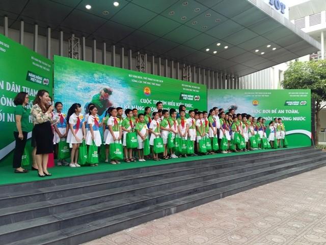 Tuyên truyền phòng, chống tai nạn đuối nước cho học sinh - ảnh 2