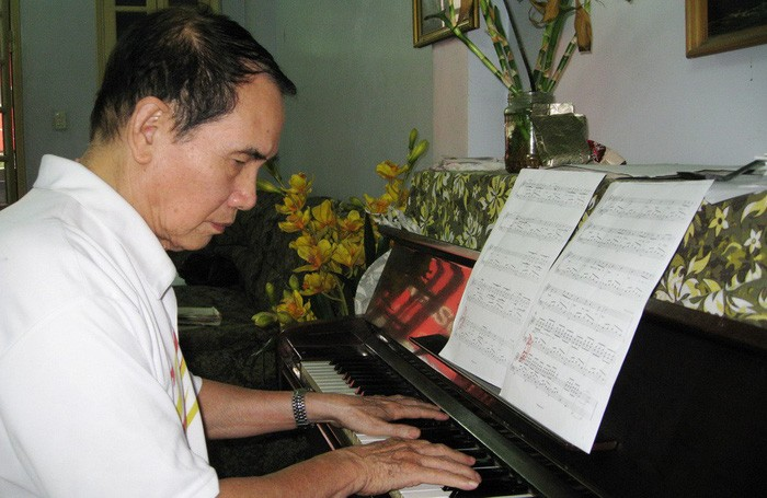 Nhạc sĩ Thế Song - để lại cho đời những giai điệu đẹp - ảnh 1