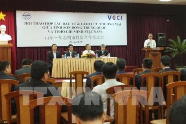 Đẩy mạnh hợp tác thương mại, đầu tư giữa Việt Nam - Trung Quốc - ảnh 1