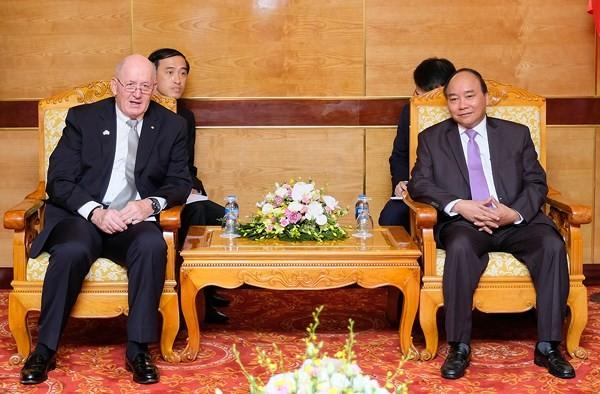 Thủ tướng Nguyễn Xuân Phúc hội kiến Toàn quyền Australia - ảnh 2
