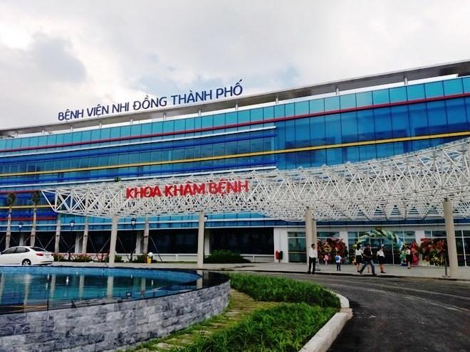 Khánh thành Bệnh viện nhi hiện đại nhất Việt Nam  - ảnh 1