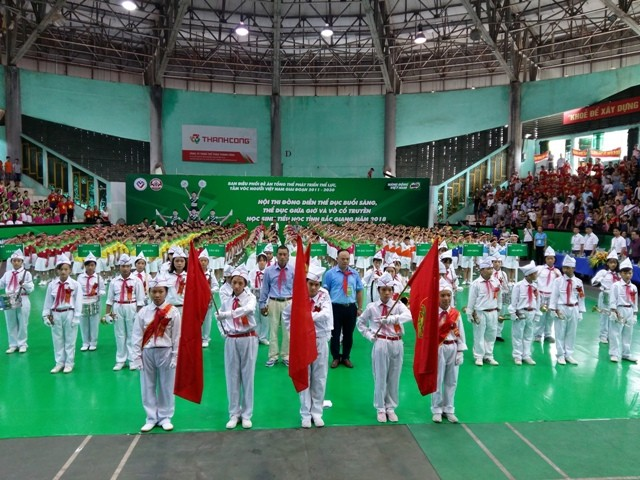 Tỉnh Bắc Giang triển khai Đề án nâng cao tầm vóc, thể lực người Việt Nam  - ảnh 1