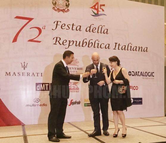 Kỷ niệm 45 năm ngày thiết lập quan hệ ngoại giao Italia - Việt Nam - ảnh 1