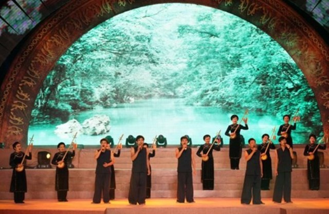 Bảo tồn và phát huy những giá trị văn hoá đặc sắc của di sản văn hoá hát Then - ảnh 1