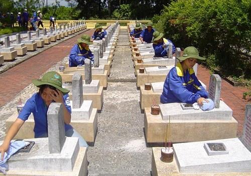 Trước ngày 20/7 sẽ ra mắt Cổng Thông tin điện tử về liệt sĩ, mộ liệt sĩ và nghĩa trang liệt sĩ - ảnh 1
