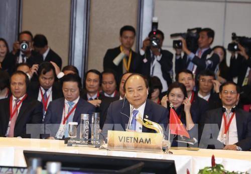 Thủ tướng Nguyễn Xuân Phúc dự hội nghị ACMECS lần thứ 8 - ảnh 1