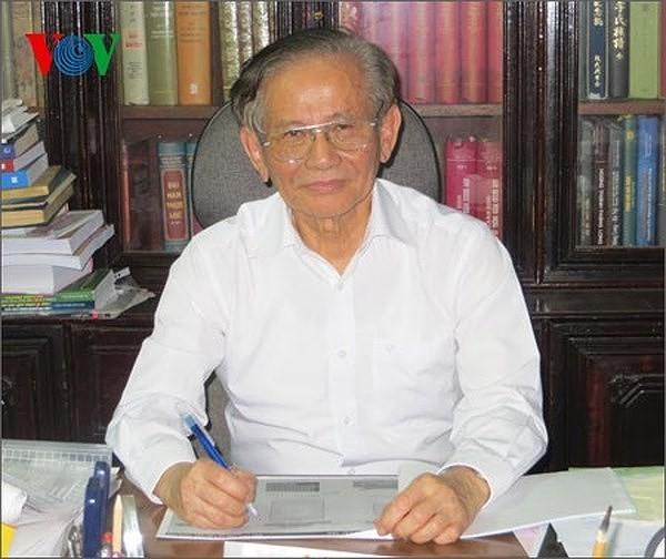Giáo sư sử học, nhà giáo nhân dân Phan Huy Lê qua đời - ảnh 1
