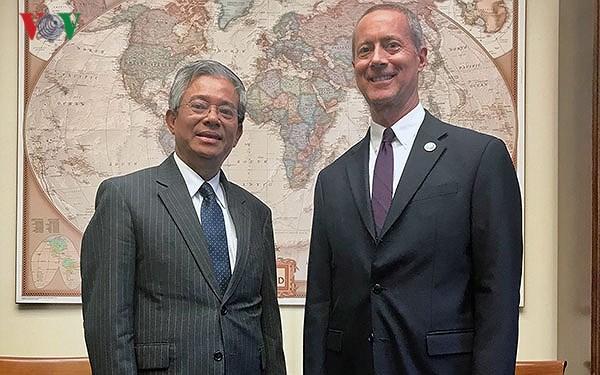 Tăng cường quan hệ giữa Quốc hội hai nước Việt Nam và Hoa Kỳ - ảnh 1