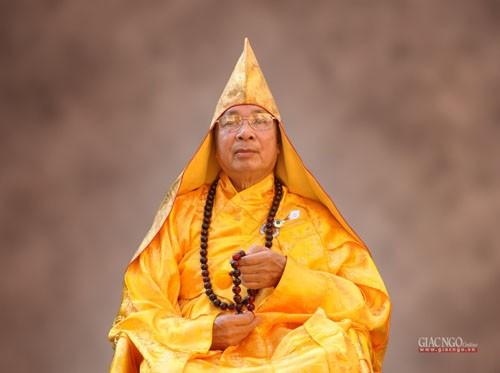 Phó Thủ tướng Thường trực Chính phủ Trương Hòa Bình viếng Hòa thượng Thích Đức Phương - ảnh 1