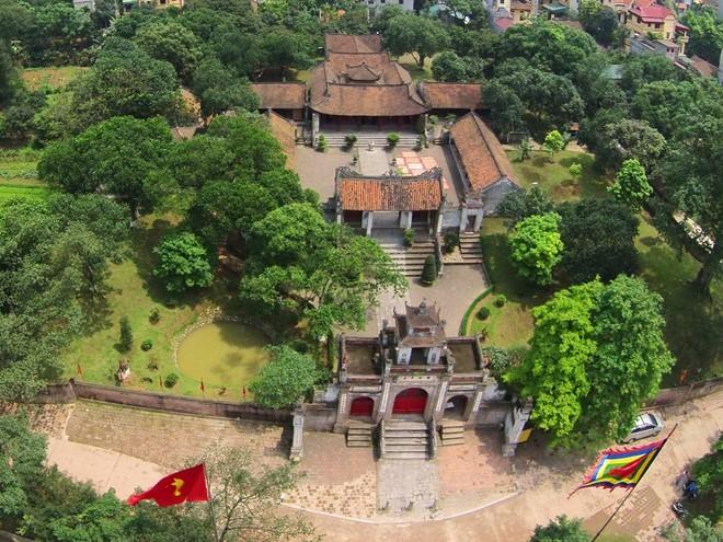 Đưa di tích Cổ Loa thành điểm nhấn du lịch ở Thủ đô Hà Nội - ảnh 2