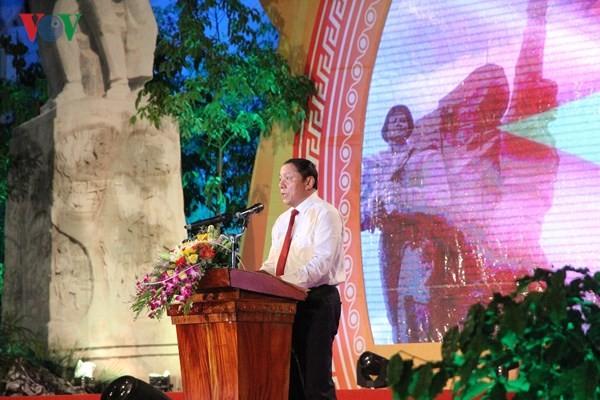 Tỉnh Quảng Trị kỷ niệm 50 năm chiến thắng Đường 9 Khe Sanh - ảnh 2