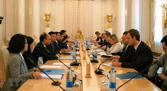 Đối thoại chiến lược Việt Nam-Liên bang Nga lần thứ 10 - ảnh 1