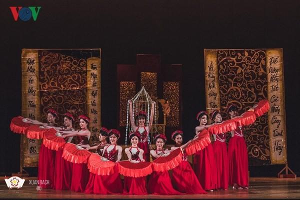 Tuần lễ văn hoá Việt Nam thu hút sự quan tâm của người Nhật - ảnh 1