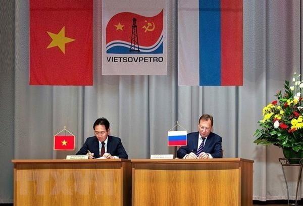 Hợp tác giữa Việt Nam và Liên bang Nga trong lĩnh vực dầu khí tiếp tục được củng cố và tăng cường - ảnh 1