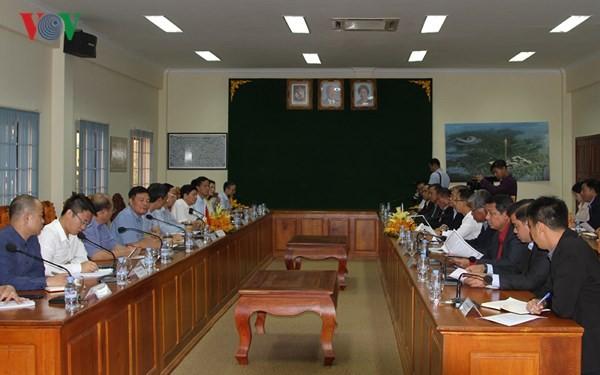 Việt Nam hỗ trợ Campuchia trong các dự án phát thanh, truyền hình - ảnh 1