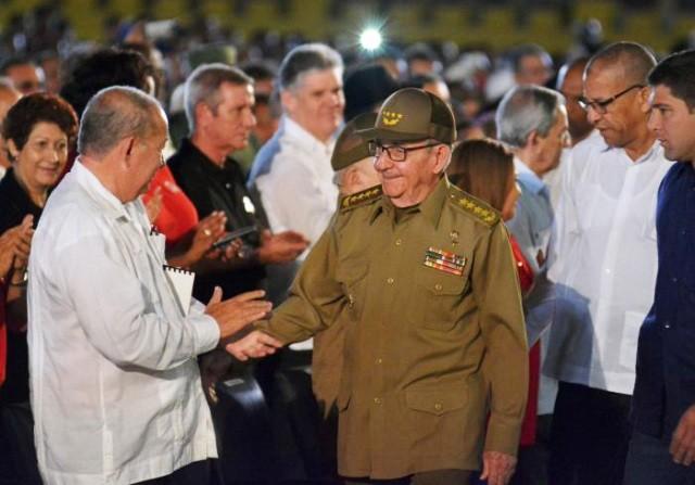 Gặp mặt kỷ niệm 65 năm Ngày khởi nghĩa vũ trang của Cuba - ảnh 1