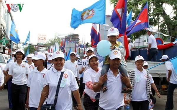 Bầu cử Quốc hội CPC: Niềm tin của nhân dân là thắng lợi lớn nhất - ảnh 1