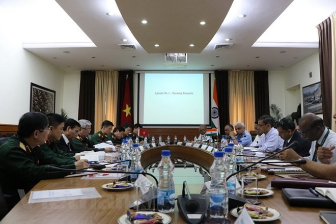 Đối thoại Chính sách quốc phòng Việt Nam - Ấn Độ lần thứ 11 - ảnh 1