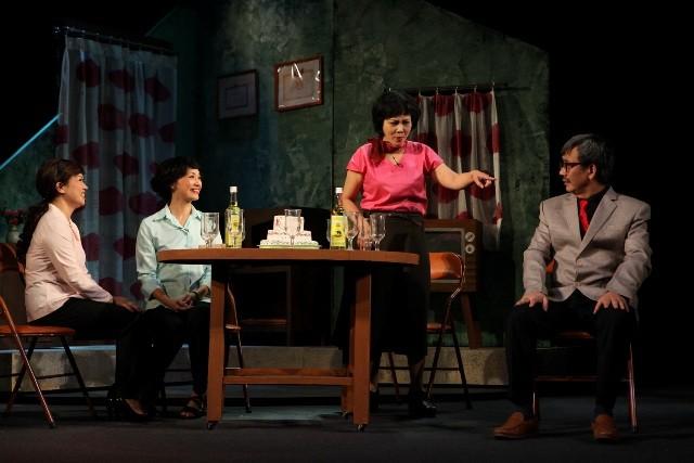 Nhà hát tuổi trẻ công diễn các tác phẩm của nhà viết kịch Lưu Quang Vũ - ảnh 1
