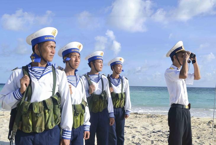 Bài ca Hải quân nhân dân Việt Nam - ảnh 1
