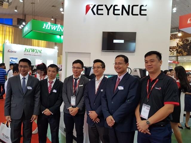 Vietnam Manufacturing Expo 2018 thu hút 20 quốc gia và vùng lãnh thổ - ảnh 1