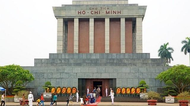 Lăng Chủ tịch Hồ Chí Minh mở cửa trở lại từ ngày 16/8  - ảnh 1