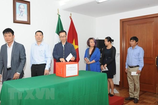 Cộng đồng người Việt tại Mexico ủng hộ nhân dân Lào bị ảnh hưởng vụ vỡ đập thủy điện - ảnh 1