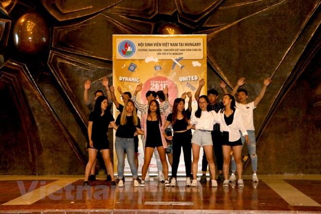 Gắn kết thanh niên, sinh viên Việt Nam toàn châu Âu - ảnh 1
