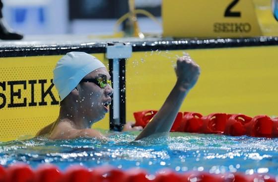ASIAD 2018: Việt Nam giành huy chương đồng bơi lội nội dung 800m - ảnh 1
