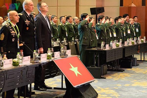 Khai mạc Hội thảo Quản lý Lục quân Thái Bình Dương lần thứ 42  - ảnh 1