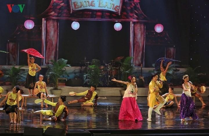 Khai mạc Liên hoan ca múa nhạc toàn quốc tại Đà Nẵng (đợt 2) - ảnh 1