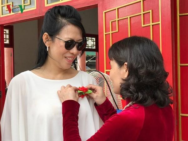 Xúc động lễ Vu Lan báo hiếu của cộng đồng người Việt tại Thái Lan - ảnh 4