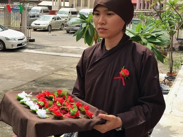 Xúc động lễ Vu Lan báo hiếu của cộng đồng người Việt tại Thái Lan - ảnh 5