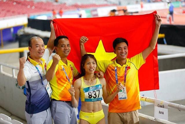 Điền kinh Việt Nam có huy chương vàng lịch sử tại ASIAD 2018 - ảnh 1