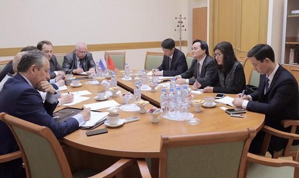 Việt Nam – LB Nga: Nâng cao về chất hợp tác trong lĩnh vực giáo dục - ảnh 1