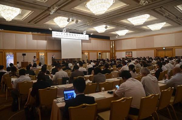Cơ hội đầu tư mới của các doanh nghiệp Nhật Bản tại Việt Nam - ảnh 1