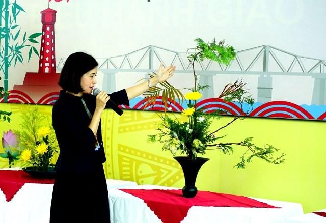 Giao lưu văn hóa nhân kỷ niệm 45 năm thiết lập quan hệ ngoại giao Việt Nam - Nhật Bản - ảnh 2