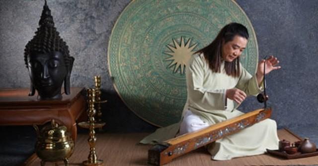 Nghệ sĩ đàn bầu Phạm Đức Thành - một đời gắn bó với cây đàn dân tộc - ảnh 1