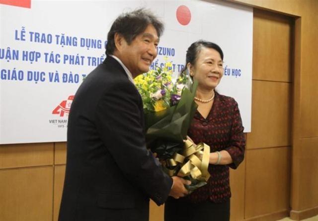 Nhật Bản hỗ trợ chương trình giáo dục thể chất hiện đại cho Việt Nam - ảnh 2