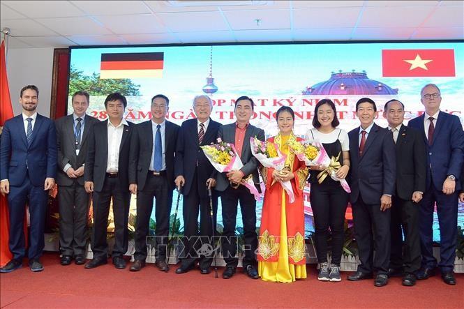 Hội Hữu nghị Việt – Đức thành phố Hồ Chí Minh đóng góp tích cực trong quan hệ hữu nghị hai nước - ảnh 1
