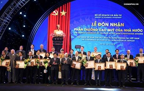 Việt Nam nhất quán thực hiện chính sách hợp tác đầu tư nước ngoài - ảnh 2