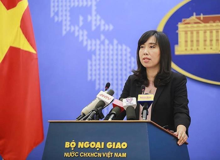 Việt Nam luôn tôn trọng quyền tự do hàng hải và hàng không ở Biển Đông phù hợp với UNCLOS 1982 - ảnh 1