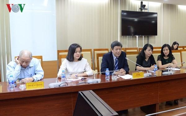 Tăng cường hợp tác giữa Đài TNVN và Câu lạc bộ các nhà báo Campuchia - ảnh 1