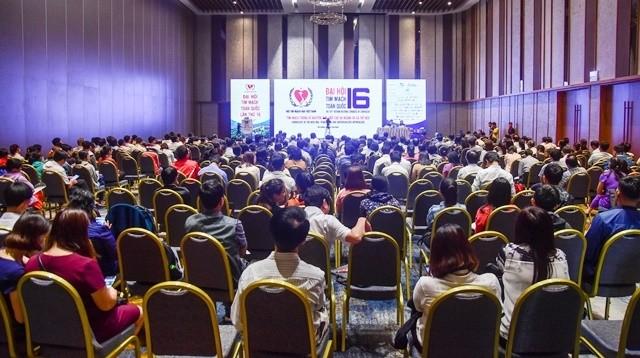 Đại hội Tim mạch toàn quốc lần thứ 16 - ảnh 1