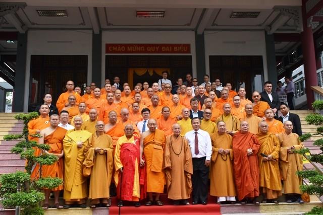Đoàn Phật giáo Thái Lan thăm Việt Nam - ảnh 3