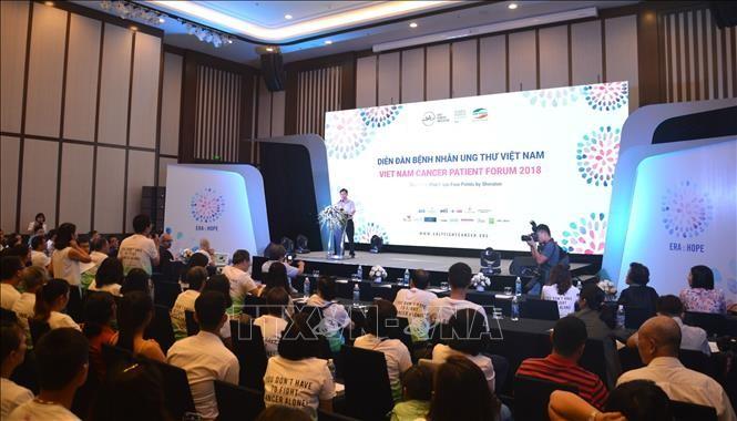 Việt Nam lần đầu tiên có mô hình Hệ sinh thái hỗ trợ bệnh nhân ung thư - ảnh 1