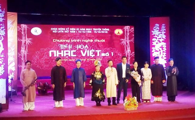 Tinh hoa nhạc Việt - bức tranh âm nhạc đa màu sắc  - ảnh 1